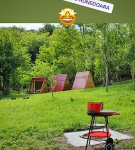 Znil Hill House - Camping