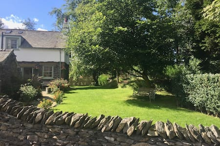 3 bed, cosy, Victorian cottage - Lake Windermere - Casa