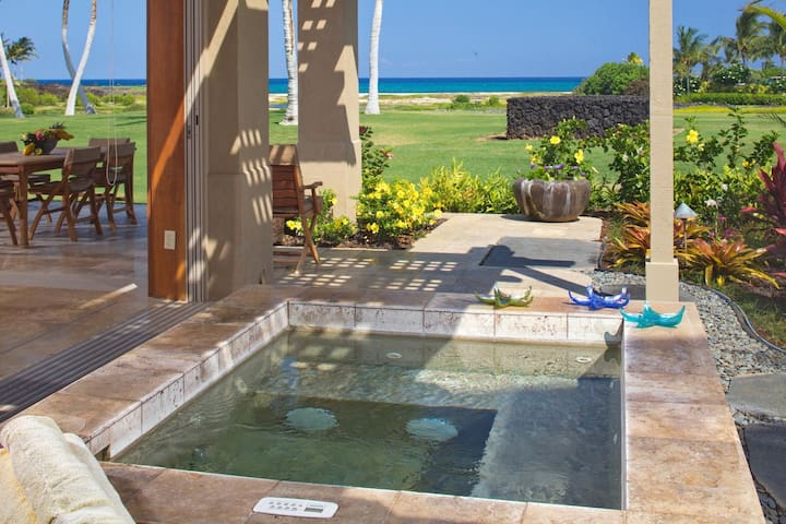 Desirable Ocean View Golf Villa (3101 Kumukehu) Four Seasons Resort Hualalai