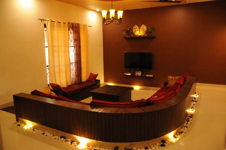 Ave Peregrina_Elegant and beautiful home - Morjim - Byt