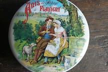 Flavigny/Ozerain et sa célébre fabrique de bonbons