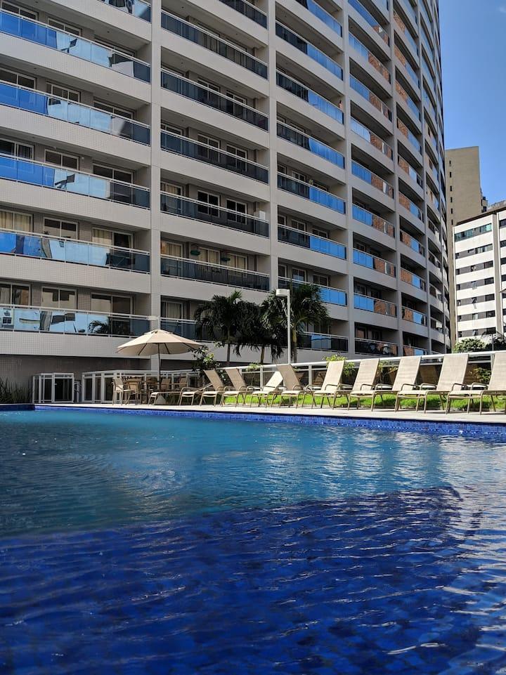 Apartamento no Helbor My Way, Beira Mar