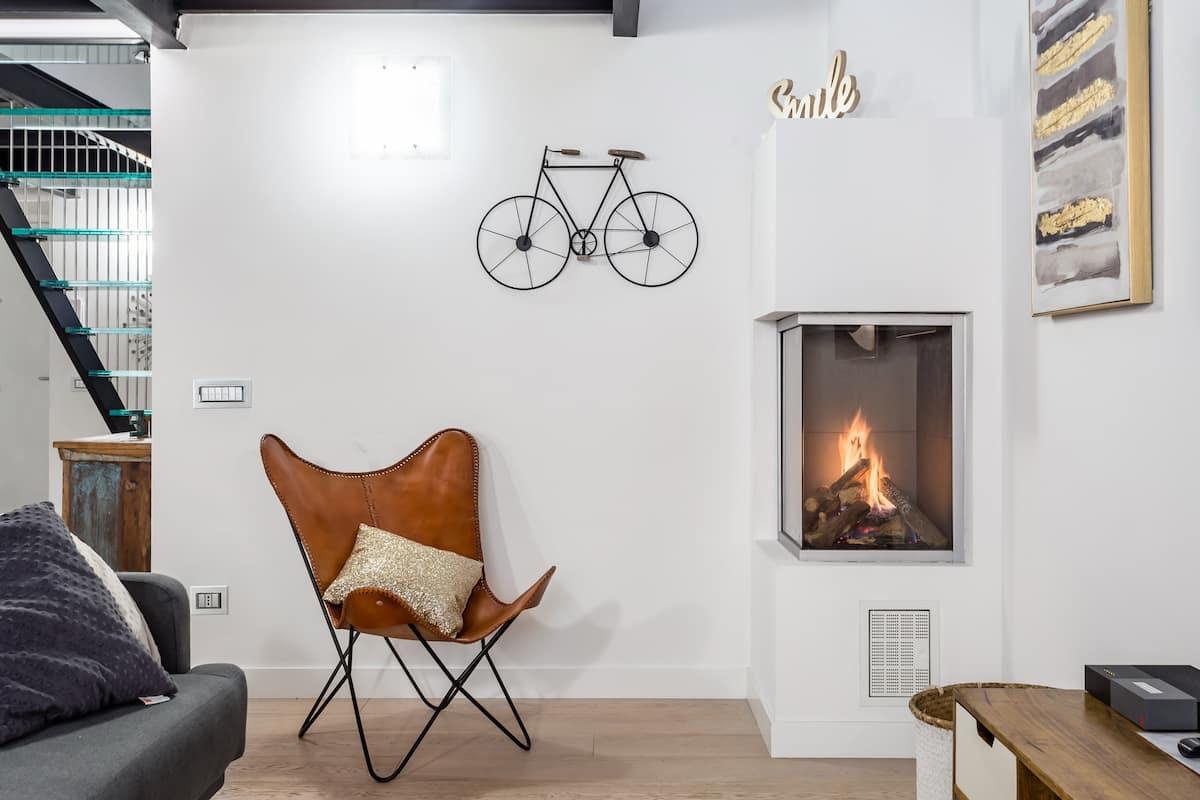 Ponte Milvio Luxury House, la tua Casa Glamour con Comfort e Dettagli Unici