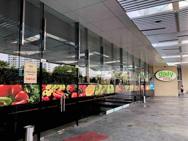 Dayli Foodhall Supermarket