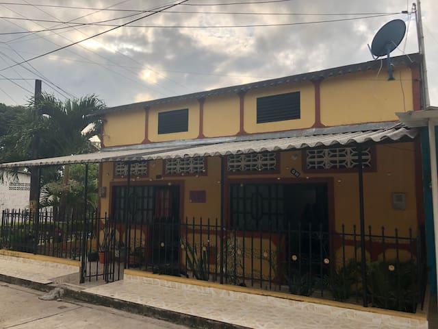 Casa en el Corazon de Mariquita