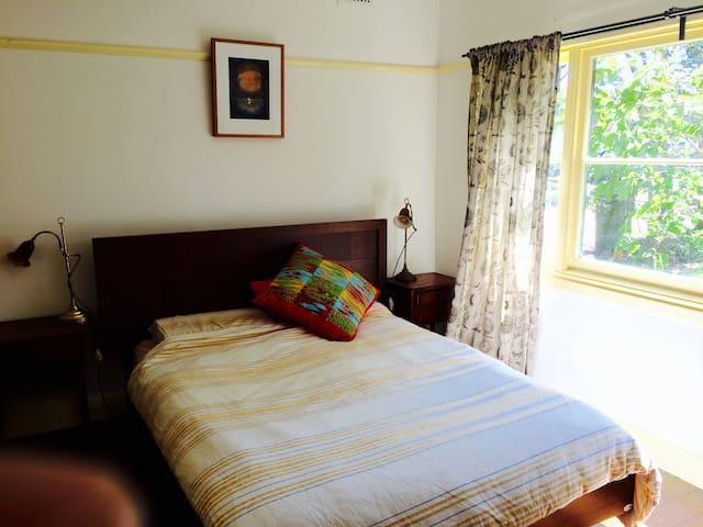Room in lush ivanhoe, house mostly to yourself! - Ivanhoe - Casa