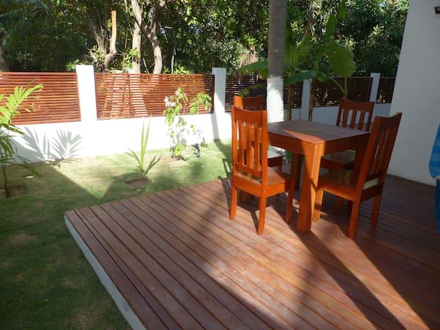 CASA CAFE BLEU 1 QUARTO - Pipa Beach - Casa