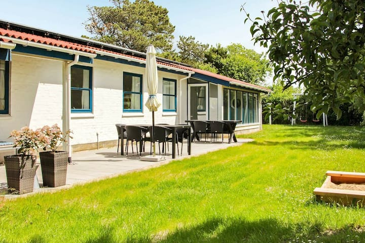 Spacious Holiday Home in Fjerritslev with Swimming Pool