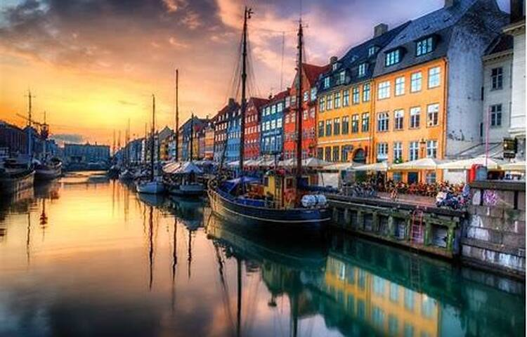 Copenhagen Habour