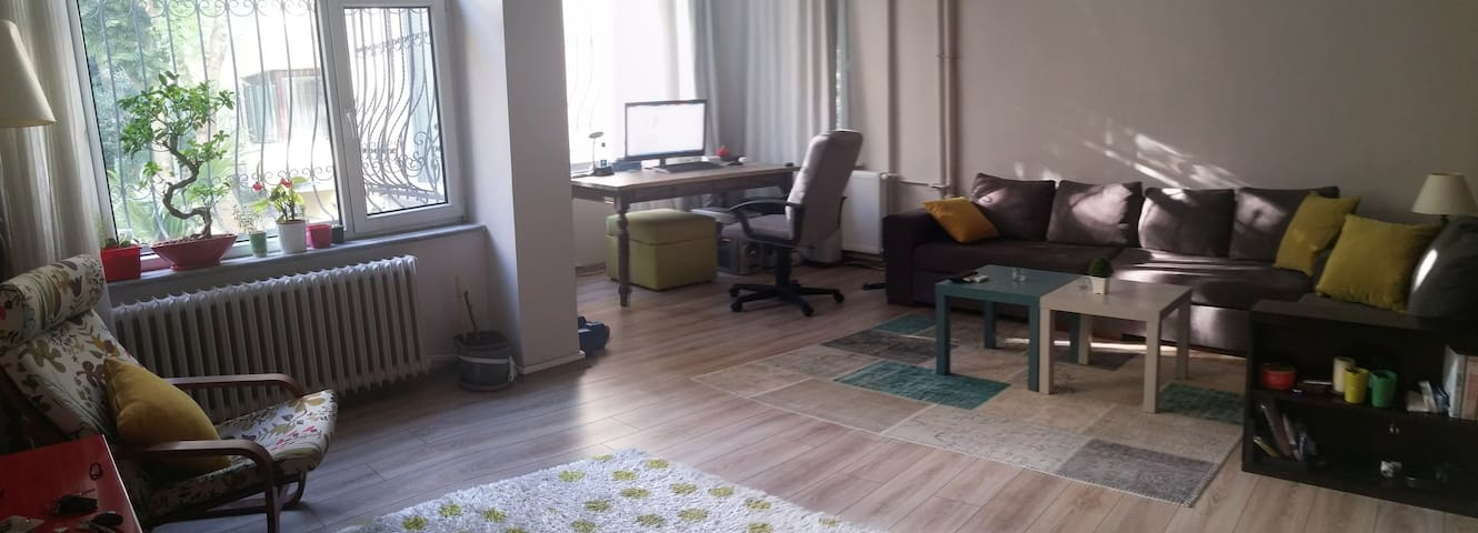Center of Istanbul, comfortable for family house