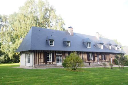 Le Manège - Maison familiale en pays de Caux