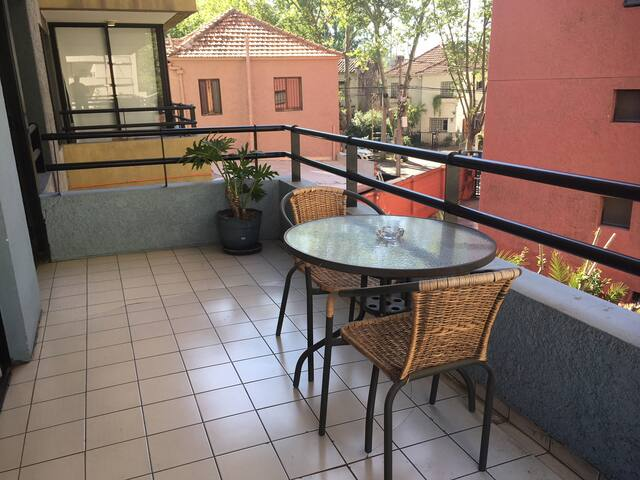 Apartment in Las Condes (next Costaera Shopping)