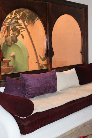Entire Appartement for short stay! - Taroudant - Apartemen