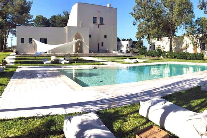 Magnifique villa près de la mer à Gallipoli en Italie
