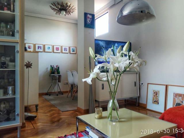 Room in the Paseo del Arte, ATOCHA