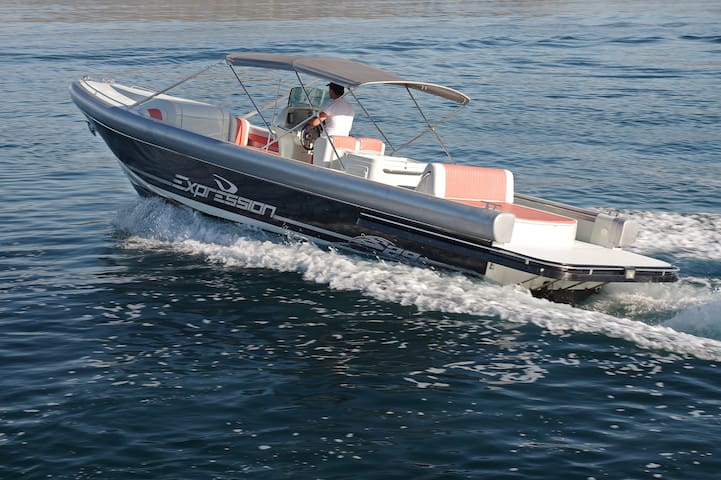 CHARTER TROGIR EXPRESSION 29