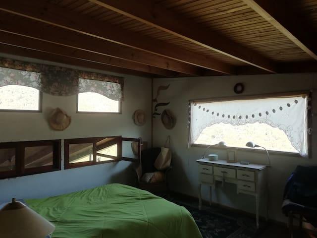 Se arriendan habitaciones en casa de montaña