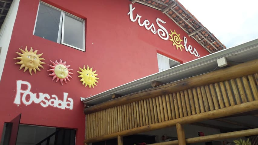 Pousada Tres Soles -  Habitación Doble (Casal)
