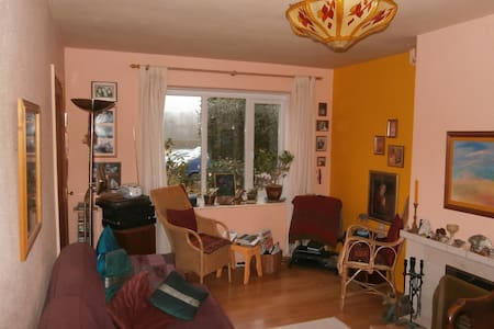 two small rooms in cosy quiet house - Dartington - Bed & Breakfast - 2