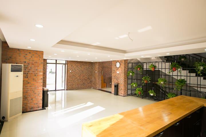 近海小资文艺主题房 - Qinhuangdao - Boutique-hôtel