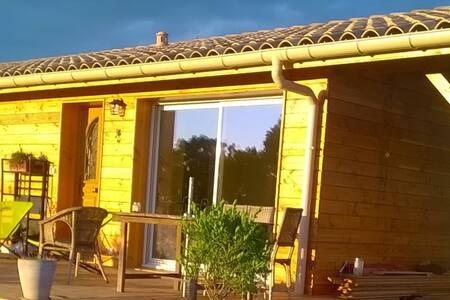 Maison proche des baignades - Berrias-et-Casteljau - Hus