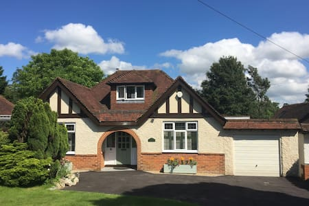 A pretty cottage near Leeds Castle - Bearsted - Bed & Breakfast