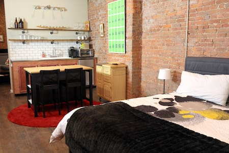 Stay in the Heart of NuLu - Louisville