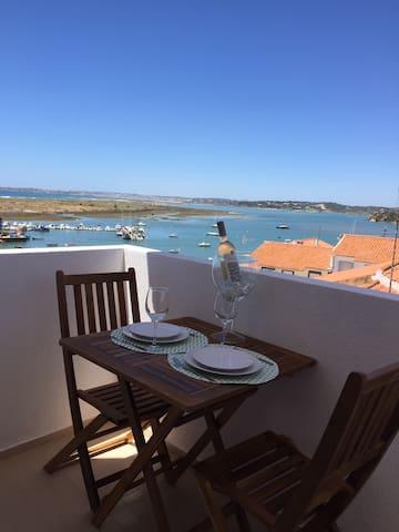 Casa Villa D'Alvor T2 - Vista Ria e Praia