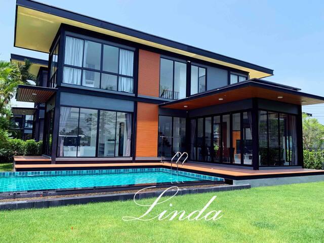 Pattaya Yudee Pool Villa 优迪泳池独栋别墅3