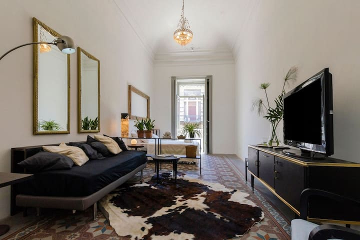 Enticing Holiday Home in Catania near Roman Theatre