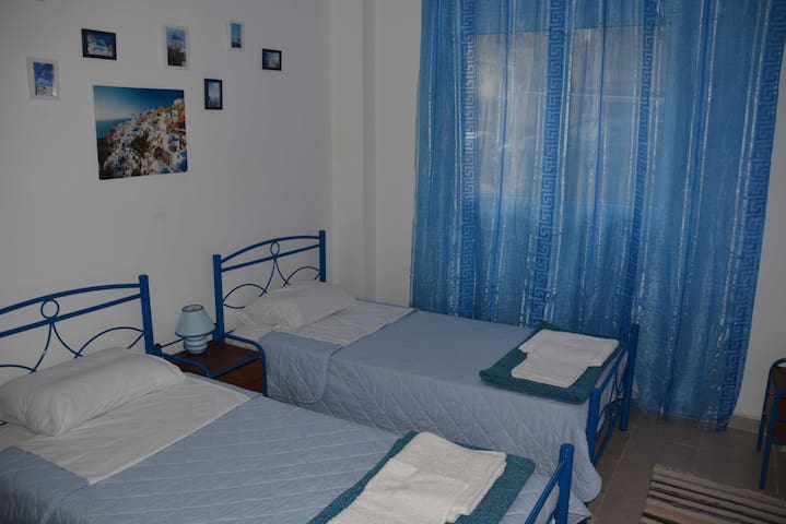 Cosy apartment 34sq.m. near Acropolis(12 min walk) - Athina - Appartement