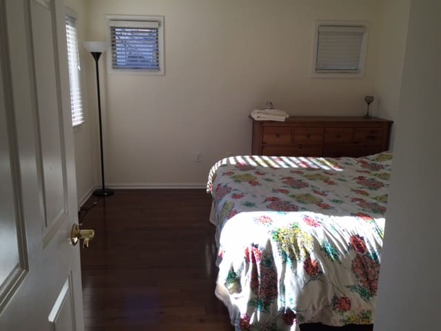 Cozy room with private Bathroom - Tenafly - Rumah