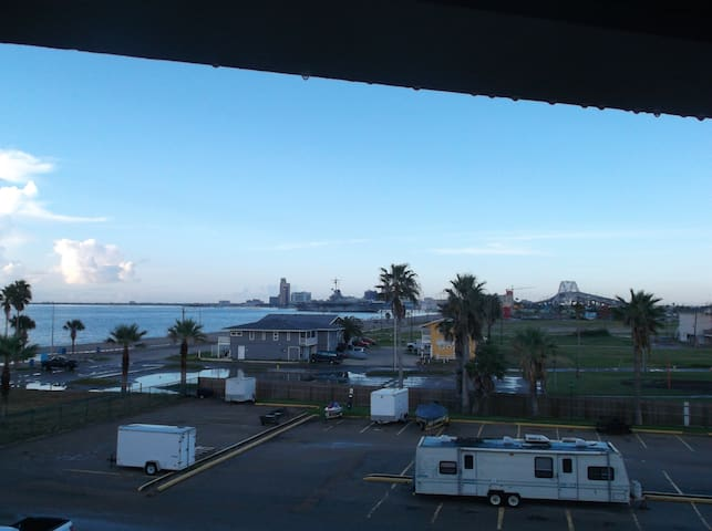 Corpus Christi Beach Condo 1218 - Corpus Christi - Lägenhet