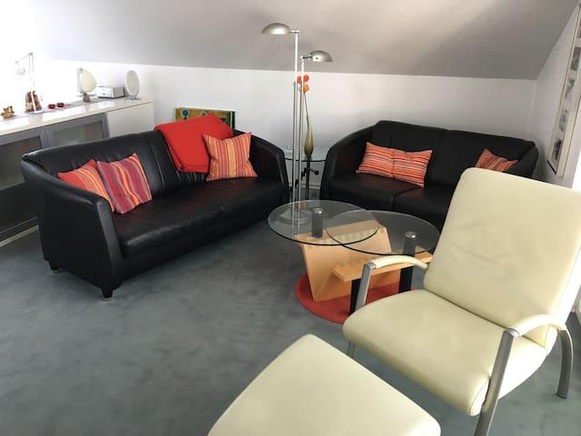 Schöne 65m² Ferienwohnung - Moosburg an der Isar - Lakás