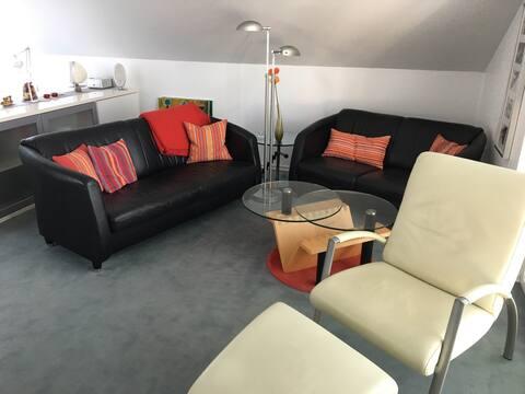 Schöne 65m² Ferienwohnung