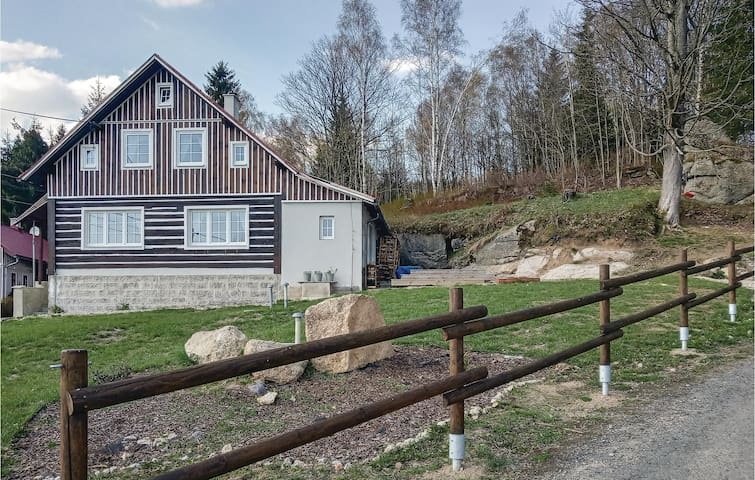 Holiday cottage with 4 bedrooms on 115m² in Janov nad Nisou