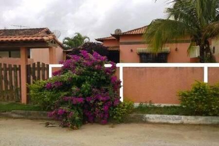 FERIADÃO SEMANA SANTA EM ARARUAMA - Araruama - Дом