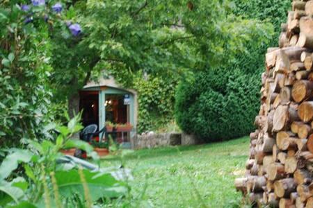 Gite plein sud - Montregard - Rumah