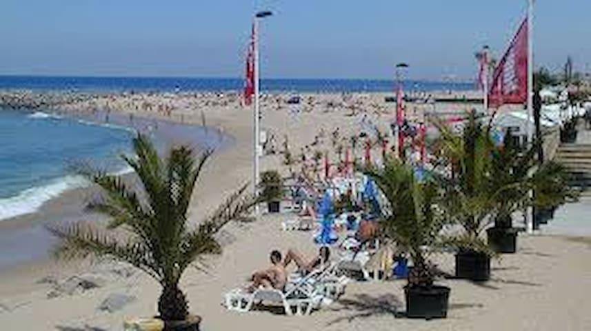 Praia de Espinho a 15 min