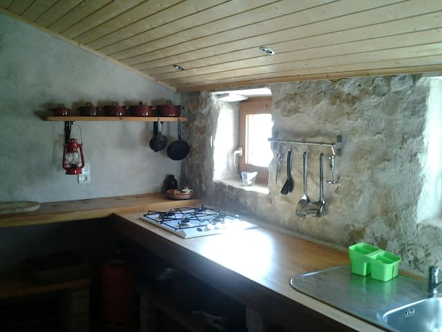 TRUJAL. Casa Rural Lo de Bruno - Caspe - House