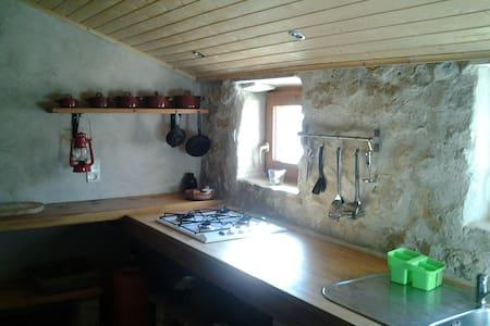 TRUJAL. Casa Rural Lo de Bruno - Caspe - Talo