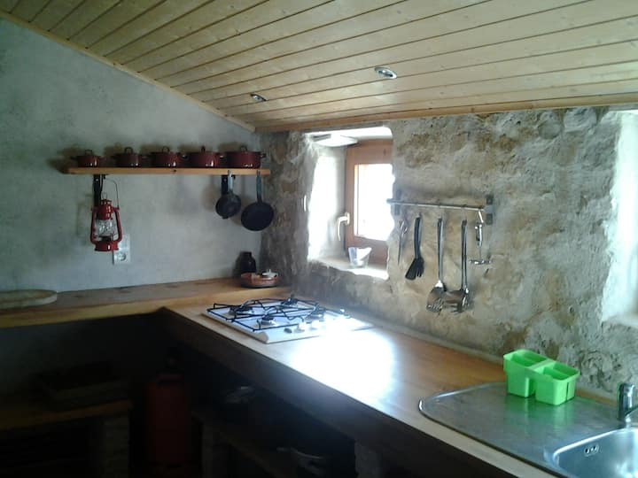 EL TRUJAL. Casa Rural Lo de Bruno