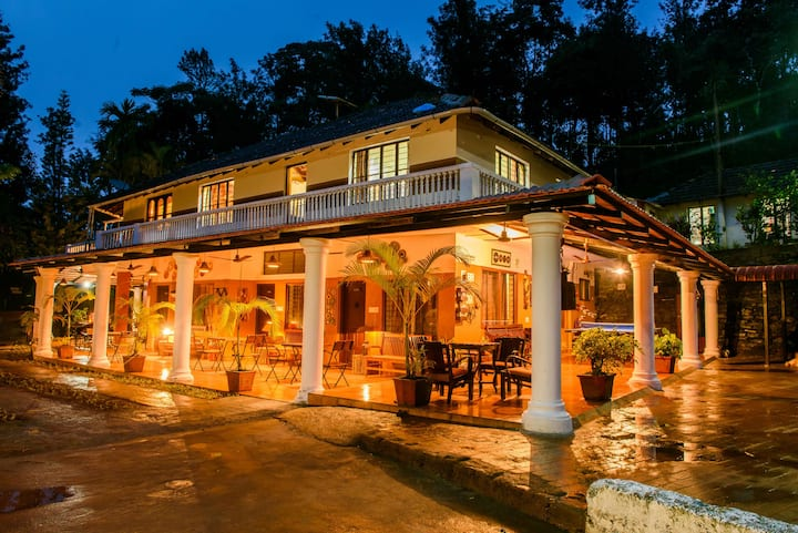 Nirvana homestay in the midst of nature