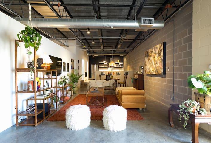 Texas Avenue BNB | Seventies + Wonderland Suites