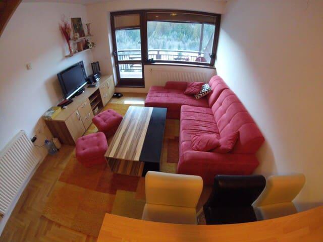 Modern Apartment on Bjelašnica near Sarajevo - Kanton Sarajevo - Apartemen