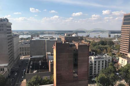 Renovated,Walk 2 Beale,Orpheum,more - Memphis - Appartement