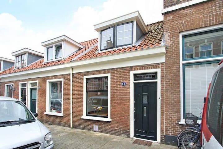 Cozy house in city centre of Historic Haarlem - Harlem - Dům