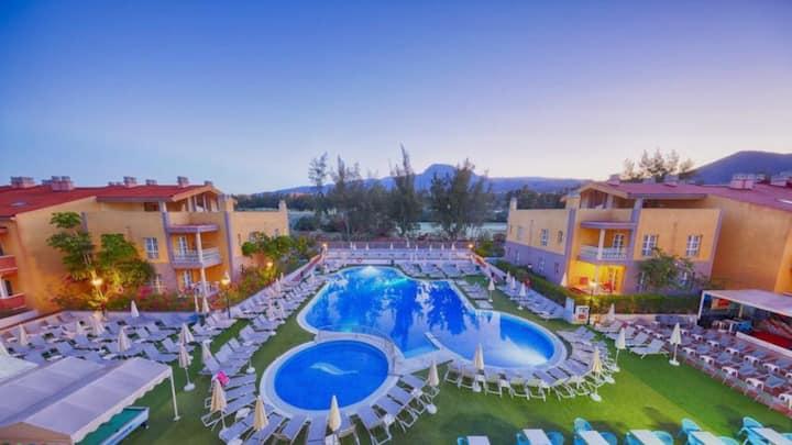 3 Bed Duplex Apartment in Compostela Beach Golf 2