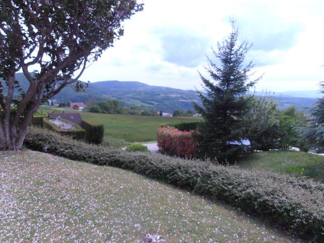 Bel appartement avec jardin privé - Cruseilles - Pis