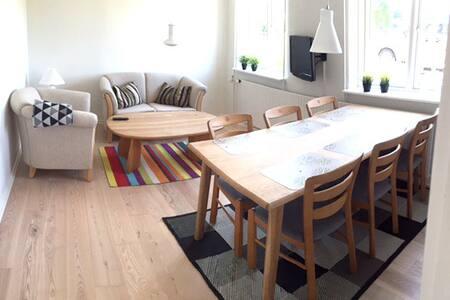 Hyggelig lejlighed i idyliske Glyngøre - Roslev - Penzion (B&B)